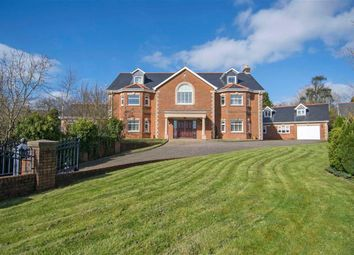 Thumbnail 5 bed detached house for sale in The Gables, Three Crosses, Swansea
