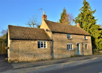 Thumbnail 2 bed cottage for sale in School Road, Barnack, Stamford