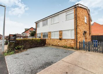 Thumbnail 3 bed semi-detached house for sale in Woodland Rise, Driffield
