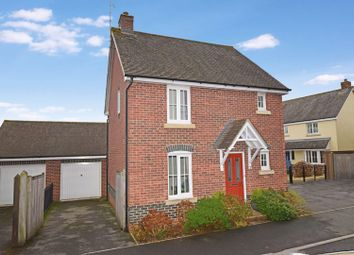 Thumbnail 3 bed detached house for sale in Kenelm Close, Sherborne, Dorset