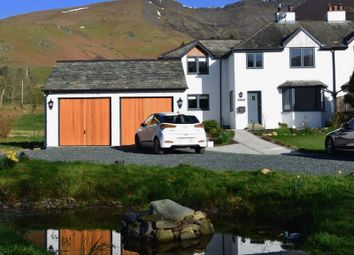 Thumbnail 4 bed semi-detached house for sale in Threlkeld, Keswick