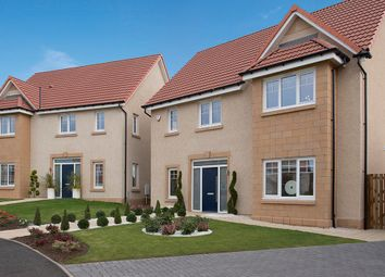 "Thumbnail 5 bed detached house for sale in ""The Durham"" at Vert Court, Haldane Avenue, Haddington"