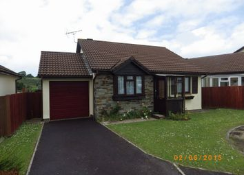 Thumbnail 2 bed detached bungalow to rent in Kenwith View, Bideford