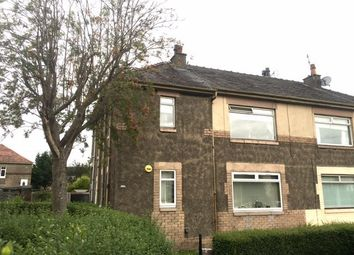 Thumbnail 2 bed flat for sale in Cluny Drive, Paisley