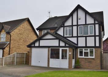 Thumbnail 4 bed detached house for sale in Coniston Close, Gamston