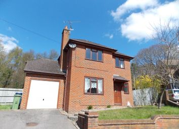Thumbnail 3 bed detached house to rent in Chetwode Terrace, Aldershot, Hampshire