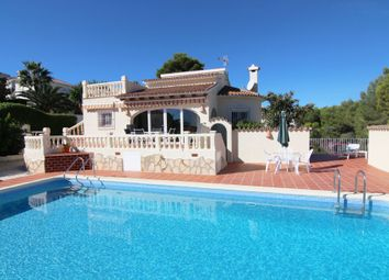 Thumbnail 4 bed villa for sale in Moraira, Costa Blanca, 03724, Spain