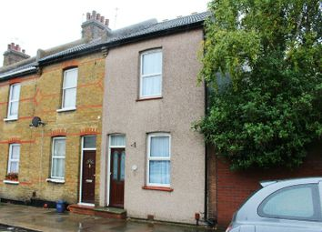 Thumbnail 2 bedroom terraced house to rent in Brighton Avenue, Southend-On-Sea