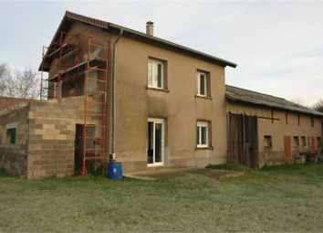 Thumbnail 3 bed property for sale in Lorraine, Moselle, Chateau Salins