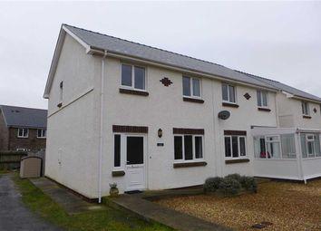 Thumbnail Semi-detached house for sale in Y Ddol Fach, Aberystwyth, Ceredigion