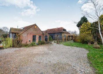 Thumbnail 4 bed barn conversion for sale in Chapel Cross, Heathfield, East Sussex, United Kingdom