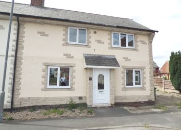Thumbnail 3 bed semi-detached house to rent in The Green, Purston, Pontefract