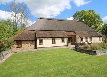 Thumbnail 4 bed detached house for sale in The Thatched Barn, Lewd Lane, Smarden, Kent