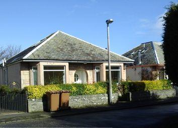 Thumbnail 4 bed detached bungalow for sale in Milton Crescent, Edinburgh