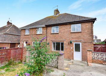 Thumbnail 2 bedroom semi-detached house for sale in Thornford Road, Yetminster, Sherborne