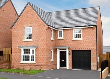 "Thumbnail 4 bed detached house for sale in ""Drummond"" at Station Road, Warboys, Huntingdon"