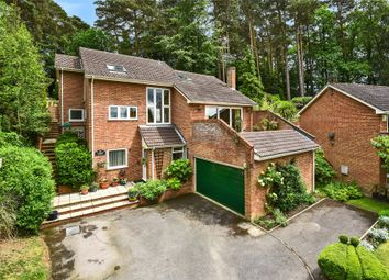 Thumbnail 4 bed detached house for sale in Cock-A-Dobby, Sandhurst, Berkshire