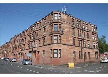 Thumbnail 1 bed flat for sale in Petershill Road, Springburn, Glasgow