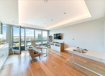 Thumbnail Studio for sale in Canaletto Tower, 257 City Road, London