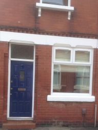 Thumbnail 2 bedroom terraced house to rent in Thorn Grove, Fallowfield, Manchester