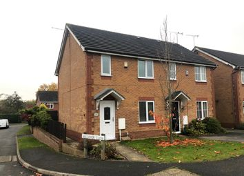 Thumbnail 3 bed semi-detached house to rent in Quenby Lane, Butterley, Ripley