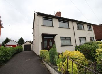 Thumbnail 3 bed semi-detached house for sale in Jubilee Avenue, Lisburn