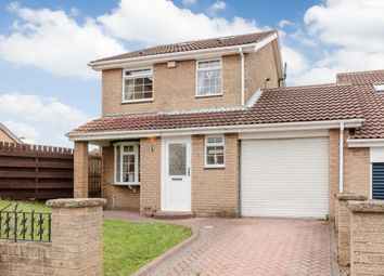 Thumbnail 3 bedroom link-detached house for sale in Dereham Court, Meadow Rise, Newcastle Upon Tyne, Tyne And Wear