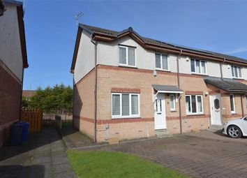 Thumbnail 3 bedroom end terrace house for sale in Robertson Avenue, Renfrew, Renfrewshire