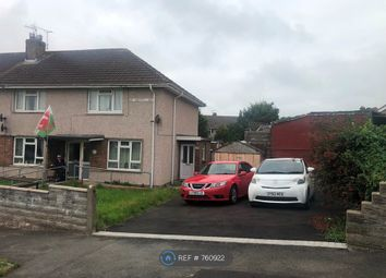 Thumbnail 2 bedroom flat to rent in Broadoak Way, Bridgend