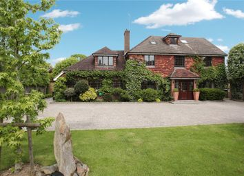 Thumbnail 6 bed detached house for sale in Woodwards Close, Burgess Hill, West Sussex