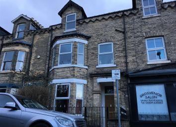 Thumbnail 3 bedroom terraced house for sale in Grosvenor Terrace, York