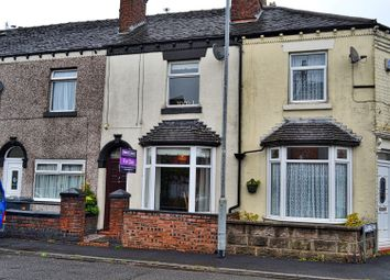 Thumbnail 2 bed terraced house for sale in Ravens Lane, Stoke-On-Trent