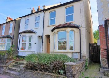 Thumbnail 3 bed semi-detached house for sale in Godstone Road, Whyteleafe