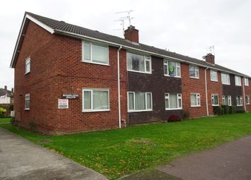 Thumbnail 2 bed flat for sale in Bursdon Close, Glenfield, Leicester