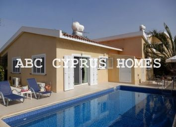 Thumbnail 3 bed villa for sale in Kissonerga, Paphos, Cyprus