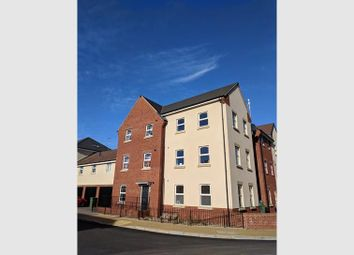 Thumbnail 2 bed flat for sale in Burroughs Close, Brockworth, Gloucester