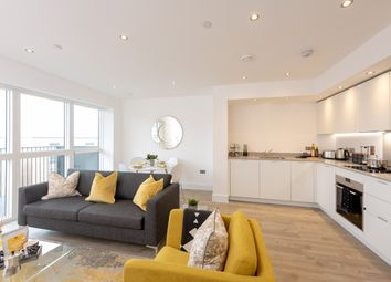 Thumbnail 2 bed flat for sale in Lyon Square, Lyon Road, Harrow-On-The-Hill, Harrow
