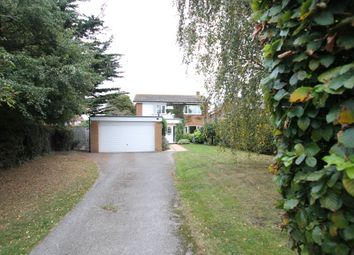 Thumbnail 4 bed detached house for sale in Eastcliff, Felixstowe