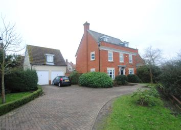 Thumbnail 5 bed detached house for sale in Mereworth Road, South Woodham Ferrers, Chelmsford