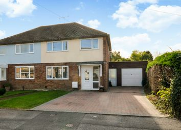 Thumbnail 3 bed semi-detached house for sale in Harvey Road, Ashford