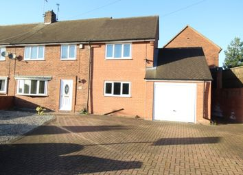 Thumbnail 4 bedroom semi-detached house for sale in Plantation Hill, Worksop