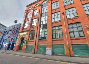 Thumbnail 1 bed flat for sale in Yeoman Street, Leicester