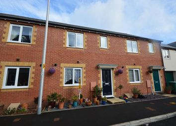 Thumbnail 3 bed terraced house to rent in Templer Place, Bovey Tracey, Newton Abbot