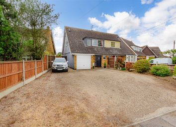 Thumbnail 3 bed semi-detached house for sale in The Drive, Mayland, Chelmsford