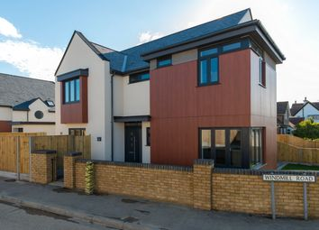 Thumbnail 4 bed detached house for sale in Windmill Road, Whitstable, Kent