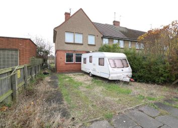 Thumbnail 3 bed end terrace house for sale in The Hollies, Westfield Street, Higham Ferrers, Rushden