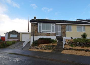 Thumbnail 3 bed semi-detached bungalow for sale in Parsons Green, Kelly Bray, Callington