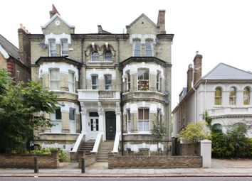 Thumbnail 2 bed flat for sale in North Side Wandsworth Common, London