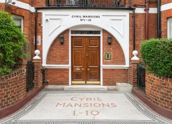 Thumbnail 2 bed flat for sale in Cyril Mansions, Prince Of Wales Drive, Battersea, London