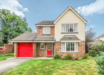 Thumbnail 4 bed detached house to rent in Osbourne Close, Bromborough, Wirral